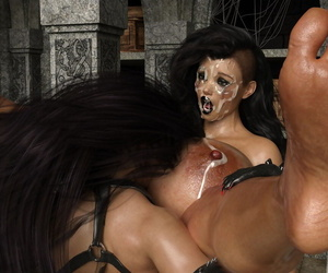 Cjflo Intercourse with the Vampire - part 3