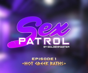 GoldenMaster Hookup Patrol: Episode 1 - Warm greek baths