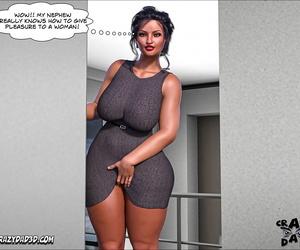 Crazy Father 3D Mother꧇ Fantasy Forbidden 9 English - part 2