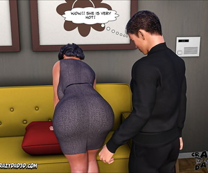 Crazy Father 3D Mother꧇ Wish Forbidden 9 English - part 3