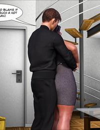 Crazy Dad 3D Mother꧇ Desire Forbidden 9 English - part 4