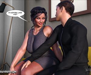 Insatiable Parent 3D Mother꧇ Desire Gobbling 9 English - part 5