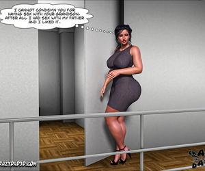 Ultra-kinky Parent 3D Mother꧇ Fantasy Forbidden 9 English