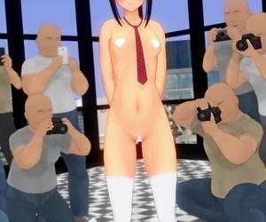 Itsumo nemui Rin-chan no aidoru satsuei kai - oshigoto shirīzu 16 THE IDOLM@STER CINDERELLA GIRLS
