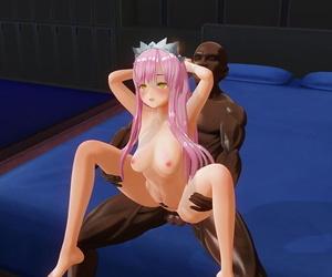 汁 メイヴちゃんが黒人ちんぽの奴隷になるやつ Fate/Grand Order - part 6