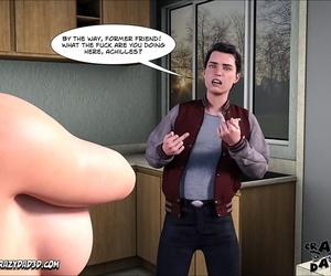 Mischievous Dad 3D Moms Help 15 English - part 4