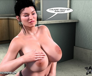 Ultra-kinky Dad 3D Moms Help 15 English