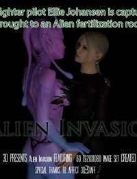 3DZen Alien Invasion