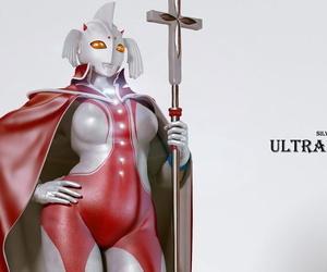 Heroineism ultrawoman