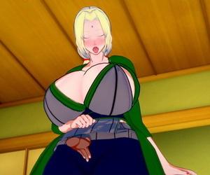 Koikatsu Tsunade becomes Raikages Wife Naruto