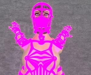 Lock-Master-Catwoman Black 4 - part 6