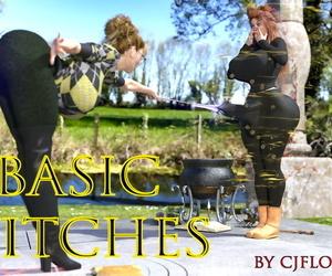 cjflo Basic Witches
