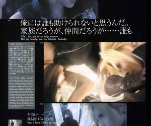 Final Fantasy Advent Children Reunion Files