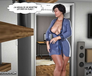 Crazy Dad Mom - Wish Tonguing 3 FrenchEdd085 - part 3
