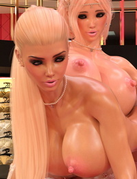 TheDude3DX Lush Unleashed: a Special Lady Part 3 Comic + Images - part 3
