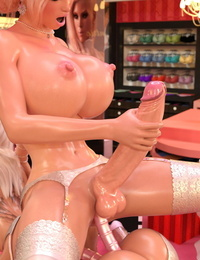 TheDude3DX Lush Unleashed: a Special Lady Part 3 Comic + Images - part 5