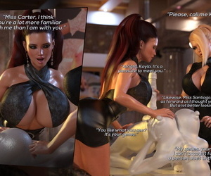 TheDude3DX Lust Unleashed: Kayla Encounters Marcella