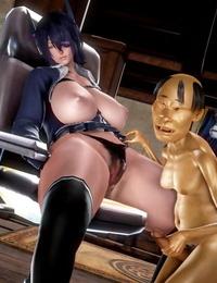 Tagosaku Suspicious person in guardian office - part 3
