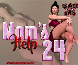 Crazy Dad 3D Moms Help 24 English