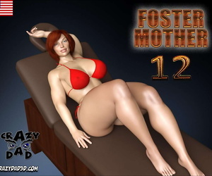 Super-naughty DadFoster Mom 12(English)