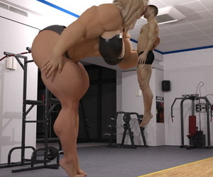EndlessRain0110 Gym Nut 1 - part 2