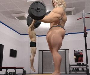 EndlessRain0110 Gym Booty 1