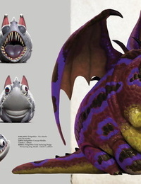 The Art of How to Train Your Dragon - The Hidden World - part 2