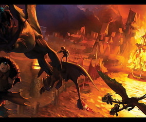 A difficulty Art be worthwhile for In any event to Acclimatize Your Dragon - A difficulty Secretive World - fastening 3