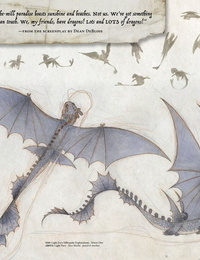 The Art of How to Train Your Dragon - The Hidden World