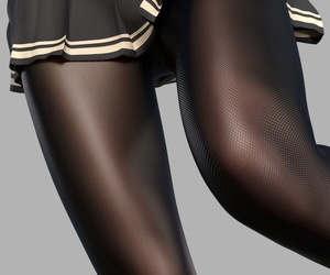 DigiPlantBLACK TIGHTS X - part 4
