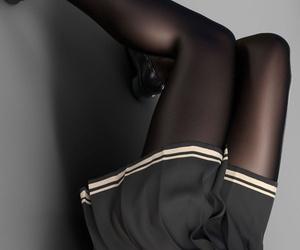 DigiPlantBLACK Stockings X