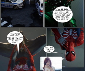 Getting Home to MJ Spider-Man