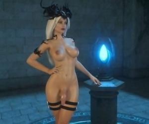 LanasyKroft Warrior Lilu - Crystal Come back - part 4