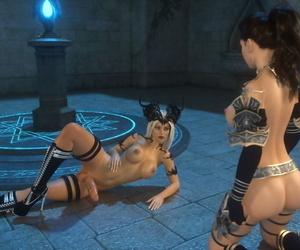 LanasyKroft Warrior Lilu - Crystal Return - part 5