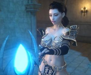 LanasyKroft Warrior Lilu - Crystal Comeback