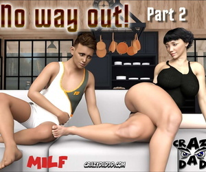 Mischievous Father 3D No Way Out! 2 English