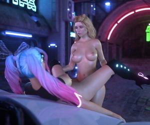 LanasyKroft Dakota Foxwell Mission - Finding Alayna - part 2