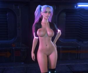 LanasyKroft Dakota Foxwell Mission - Finding Alayna