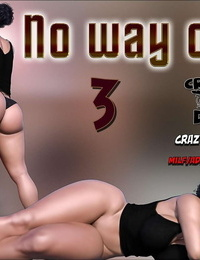 Crazy Dad 3D No Way Out! 3 English