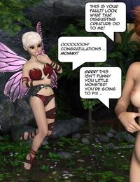 Jossan Freya and the mischievous Fairy - part 5