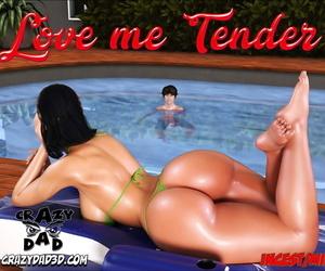 CrazyDad3d String up me Tender - 1 Spanish Ayanokoji