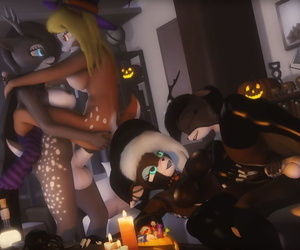 Various Spook-tober-fest My lttle pony - part 5