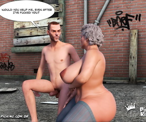 Pigking Old Lady - part 2