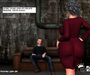 Pigking Old Girl - part 3