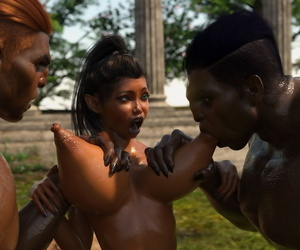 Chat-Bleu Ancient Destroys Part2 - part 2