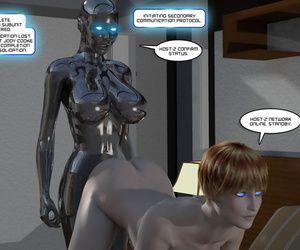 Tecknophyle Rise of the Technoids 1-6 Complete - part 4