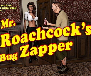Casgra Mr. Roachcocks Electric fly swatter Part 1 English