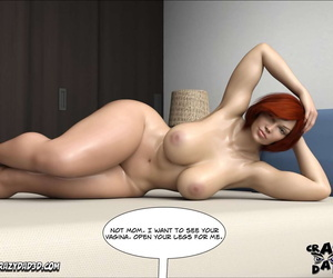 Super-naughty DadFoster Mom 13(English) - part 3
