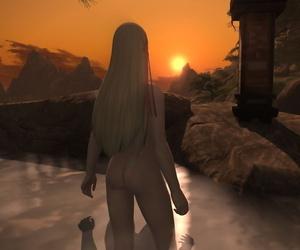 FF14 - Minfilia Ryne 1st reflect