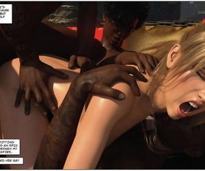 Sexy3DComics - Blackmaled: Kirstys Story 3 - part 3
